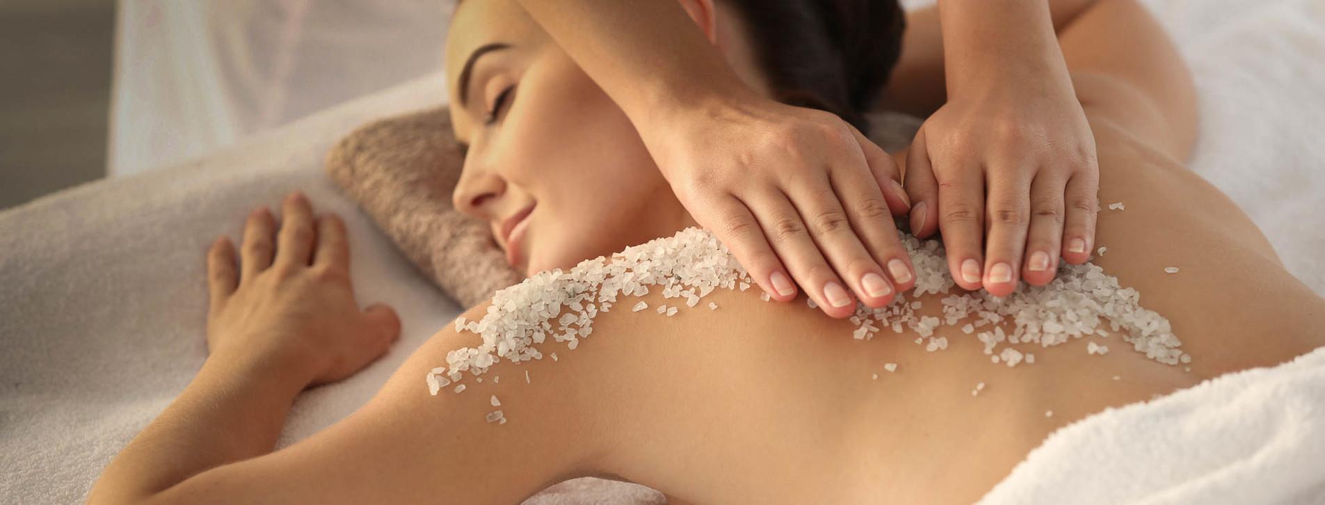 Фото - Пілінг для тіла «Шовкова шкіра»