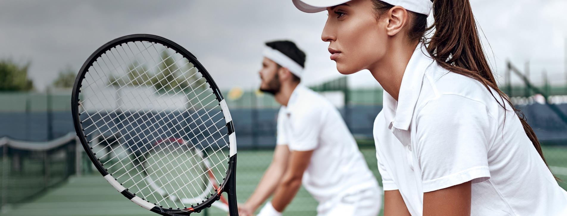 Фото - Мастер-класс большого тенниса для двоих