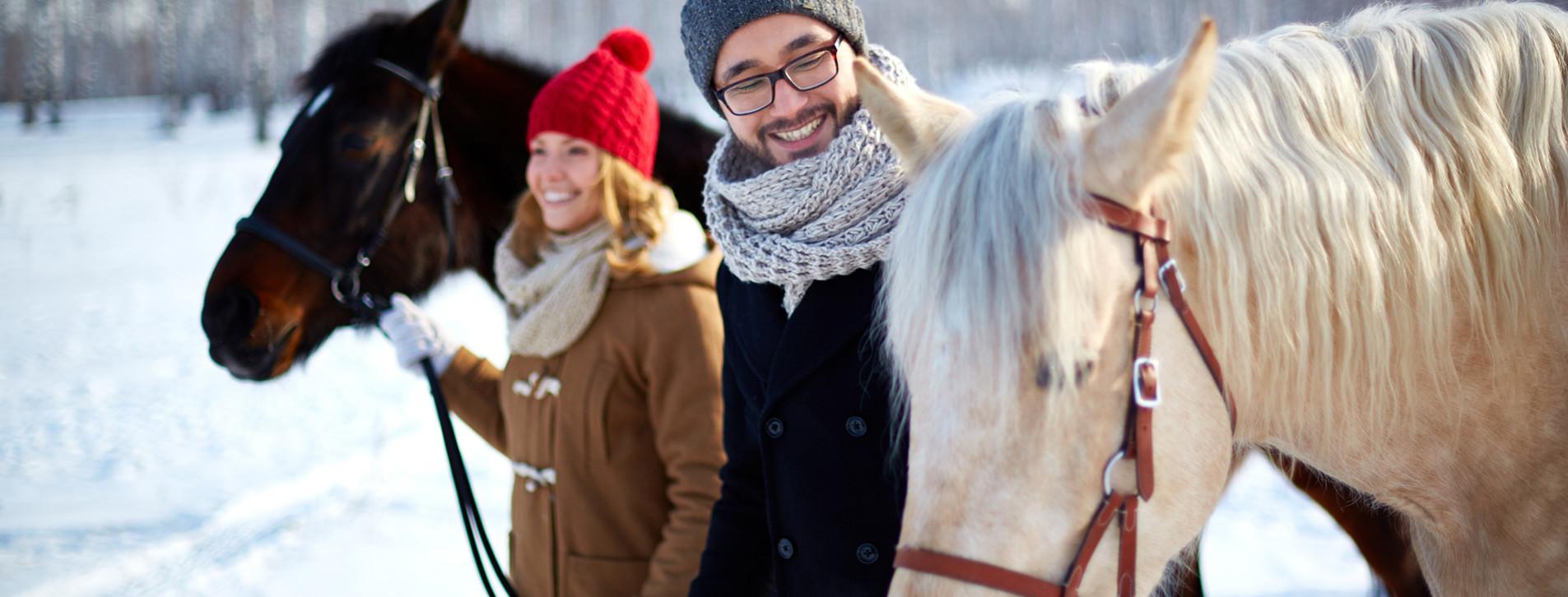 Фото - Прогулка на лошади
