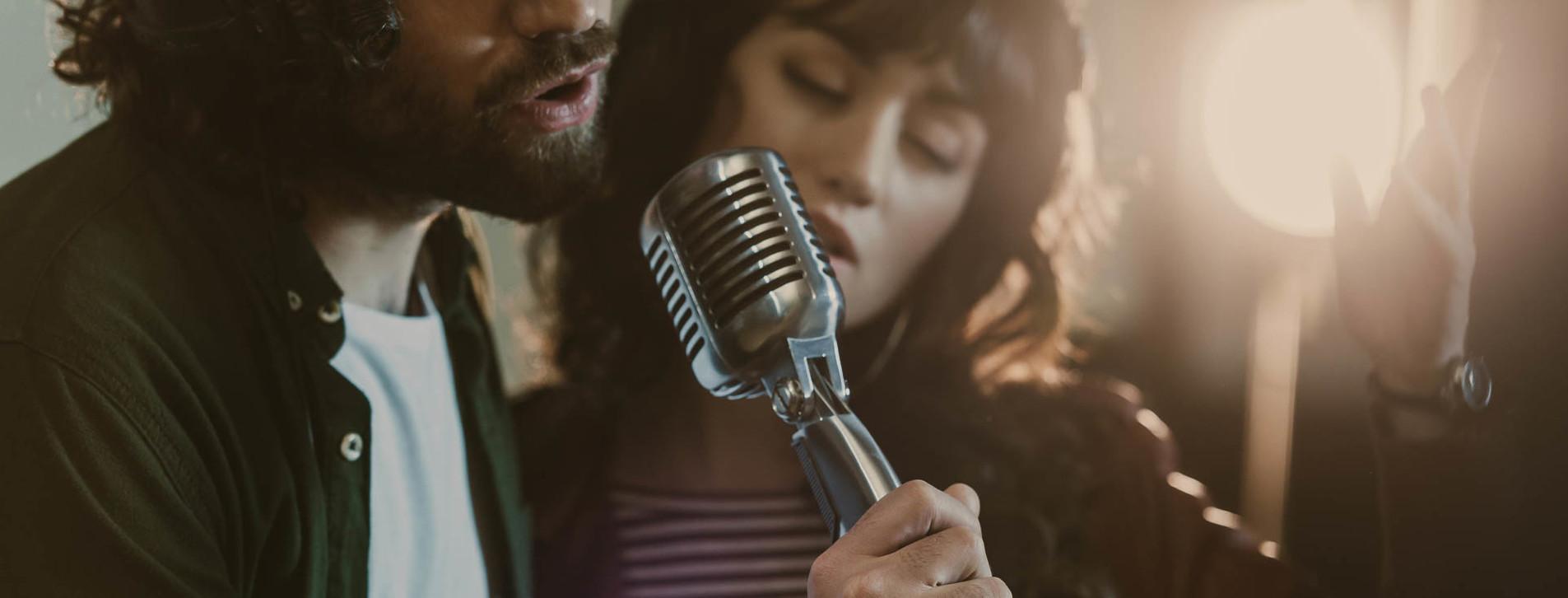 Фото - Запись сингла дуэтом
