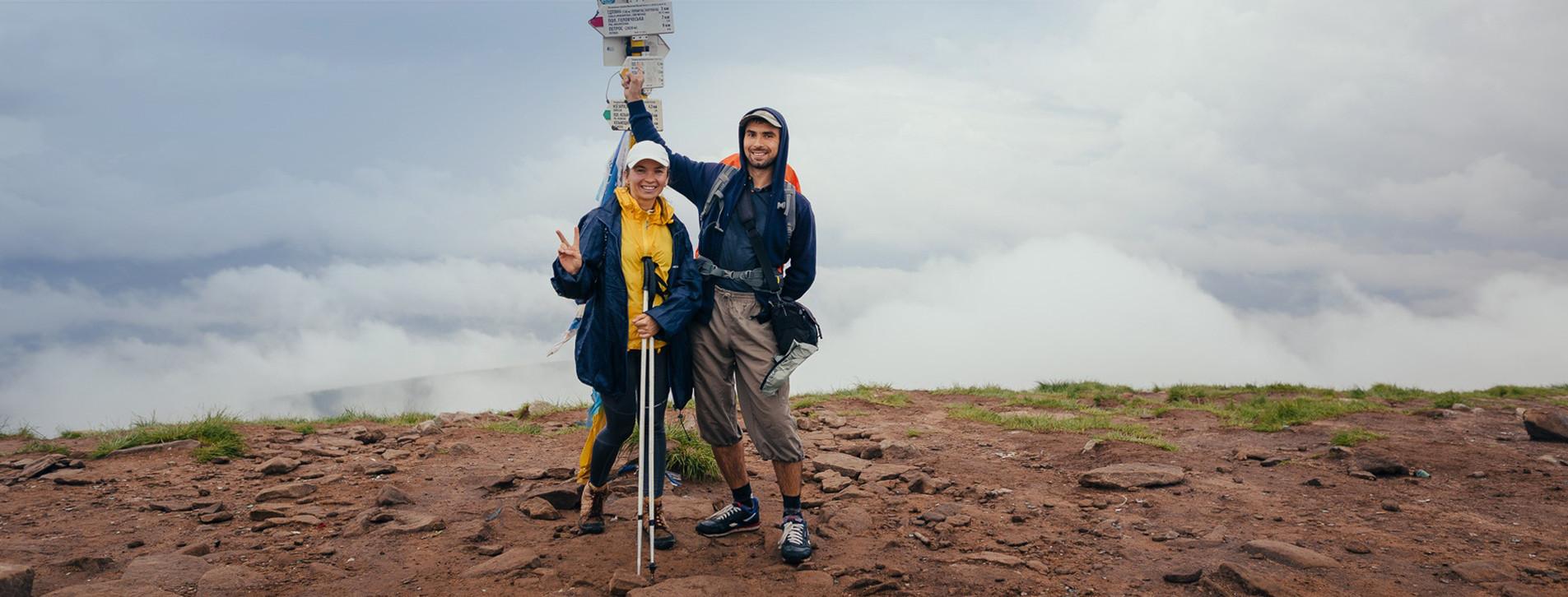 Фото - Сходження на Говерлу для двох