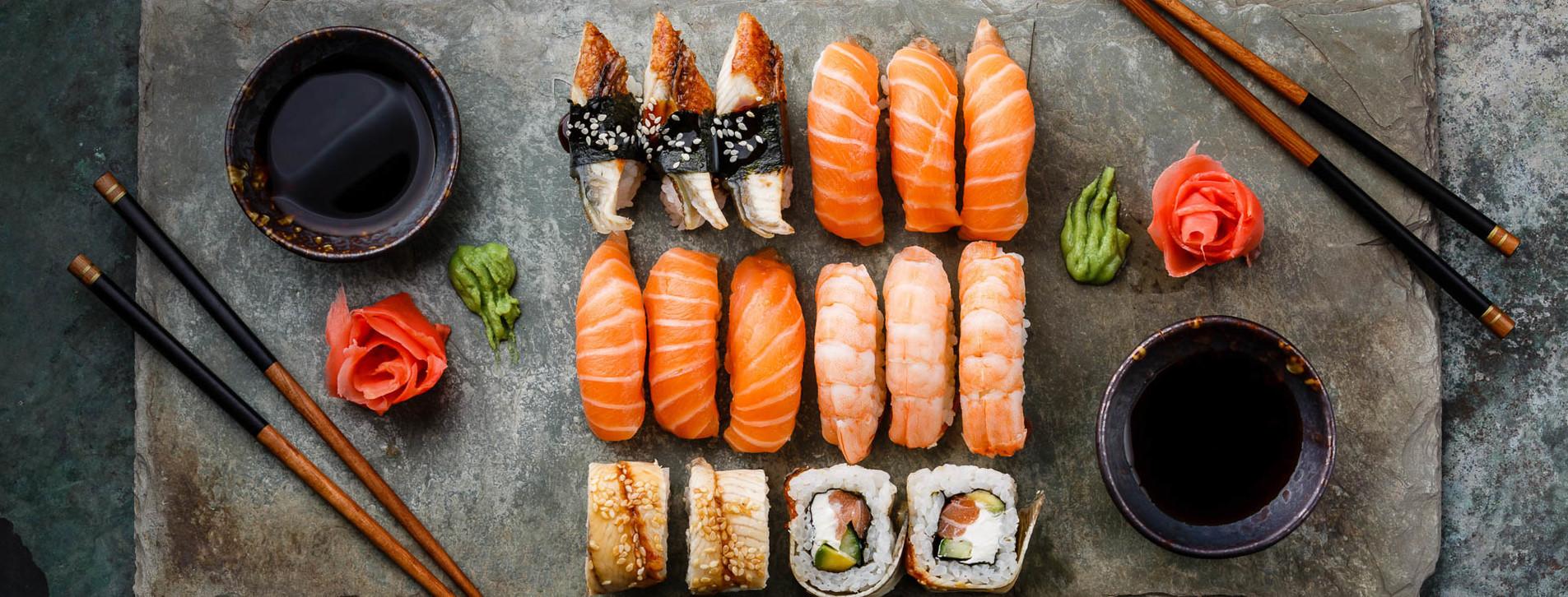 Фото - Майстер-клас суші