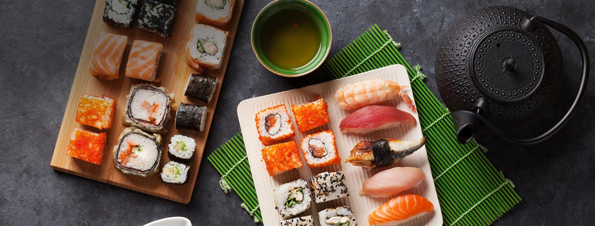 Фото - Майстер-клас суші для двох