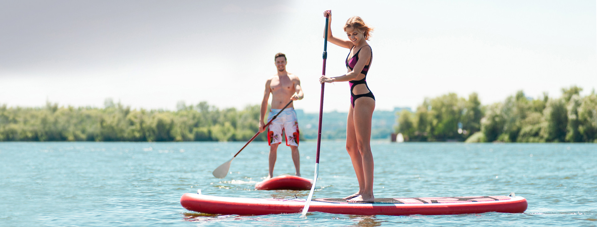 Фото - SUP-серфінг для двох