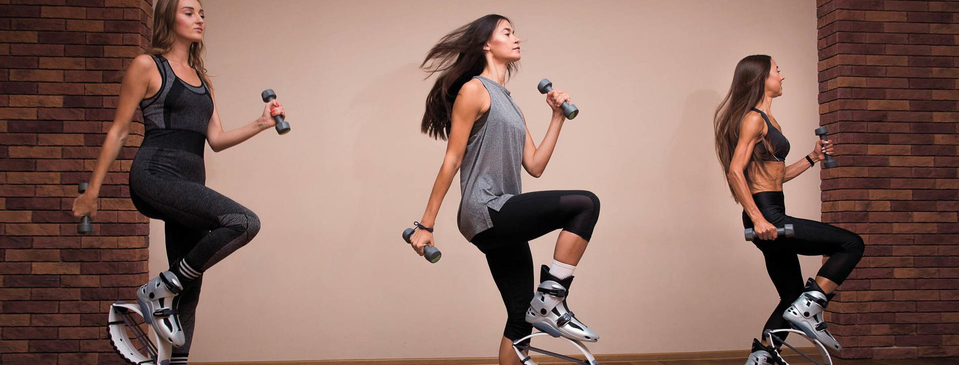 Фото - Kangoo jumps фитнес