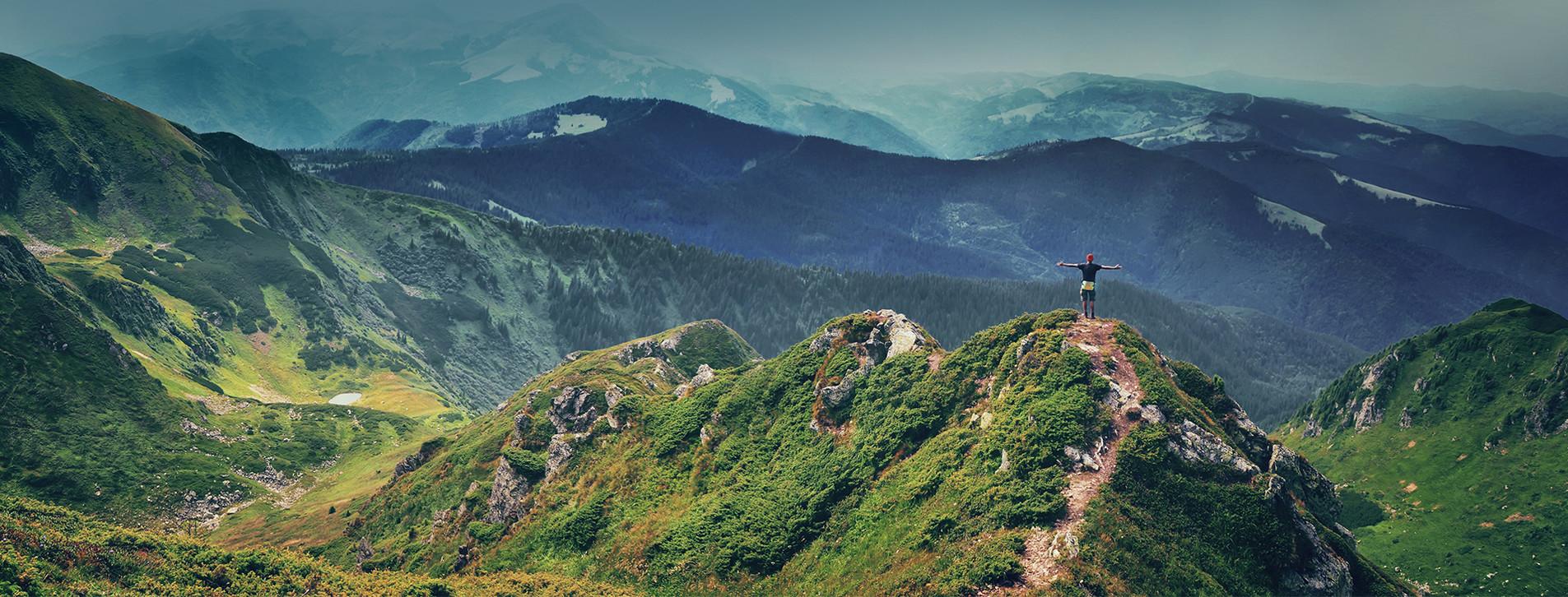 Фото - Восхождение на вершины Карпат