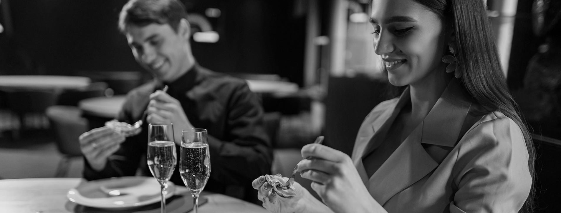 Фото - Безлимитные устрицы и шампанское для двоих
