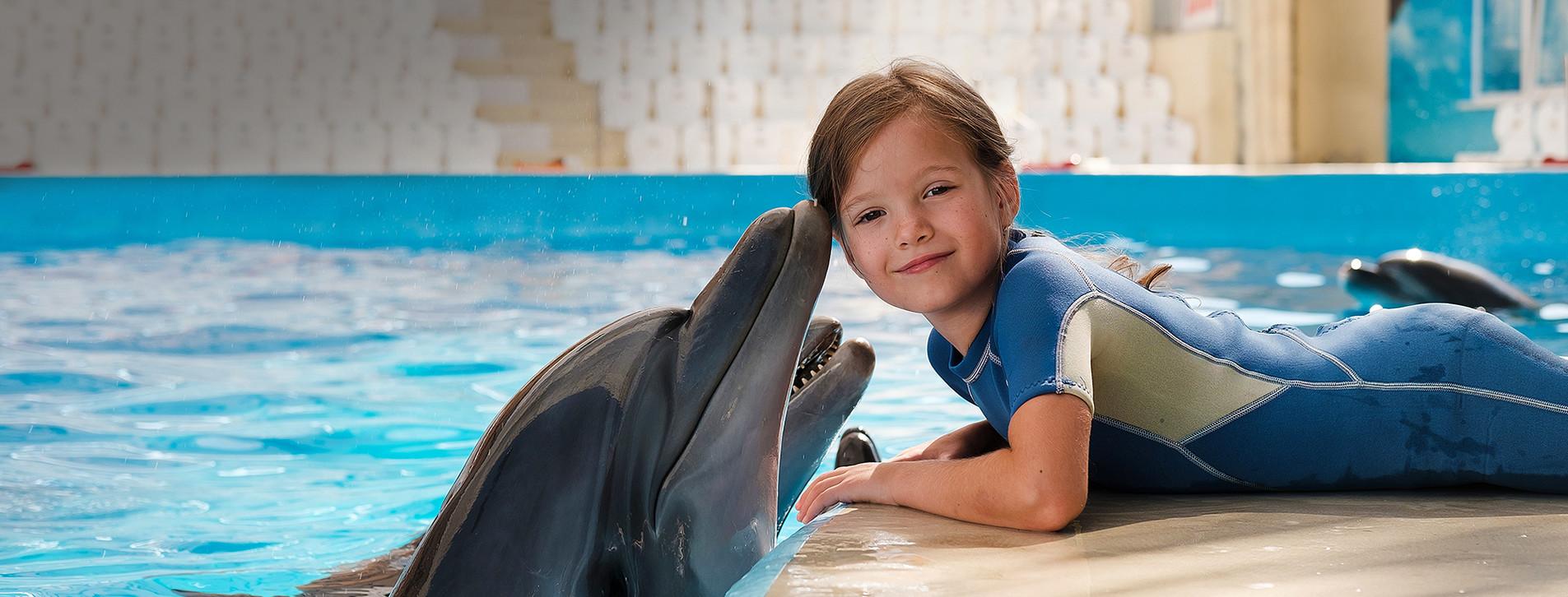 Фото - Курс «Юный тренер дельфинов»