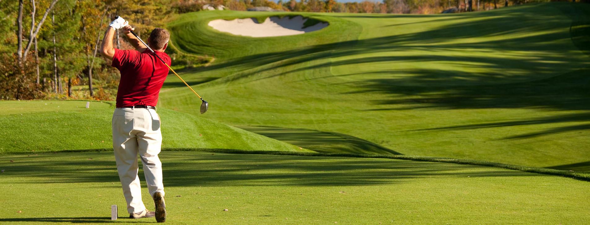Фото - День у гольф-клубі