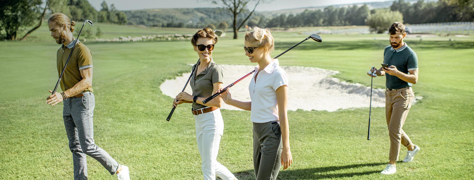 Фото - День в гольф-клубе для компании
