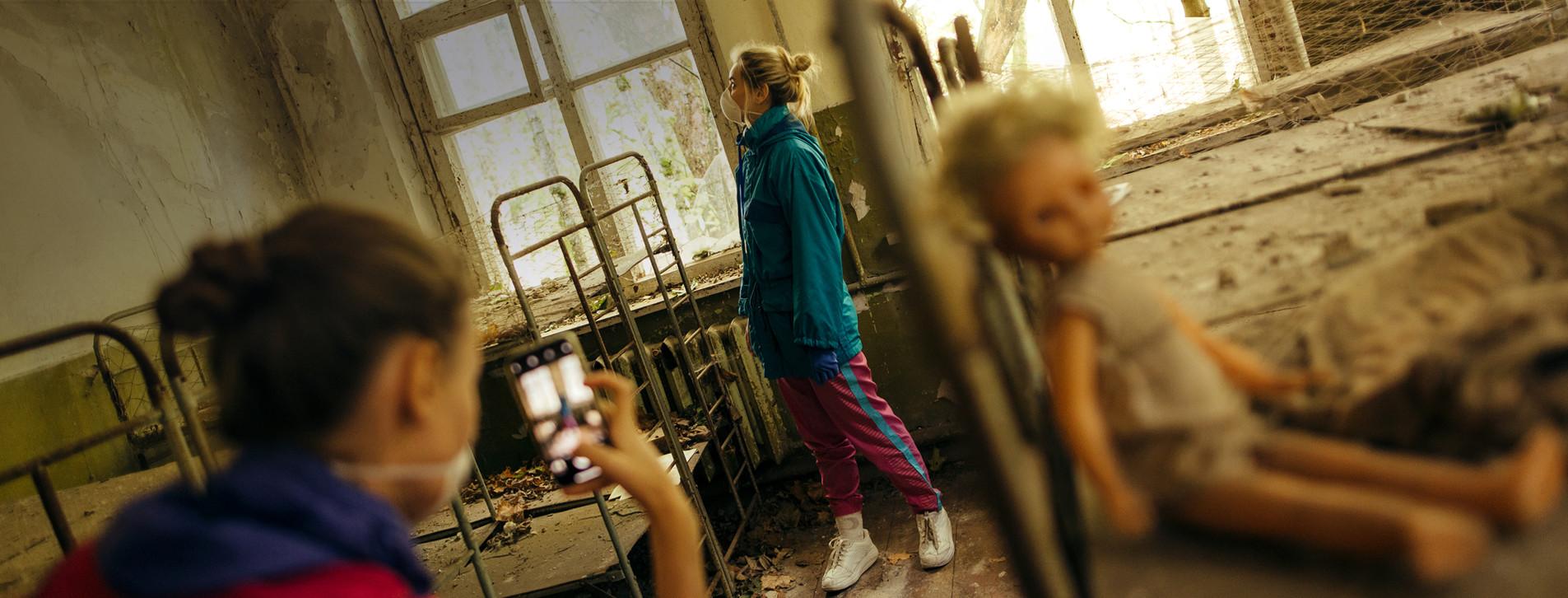 Фото - Экскурсия в Чернобыль для компании