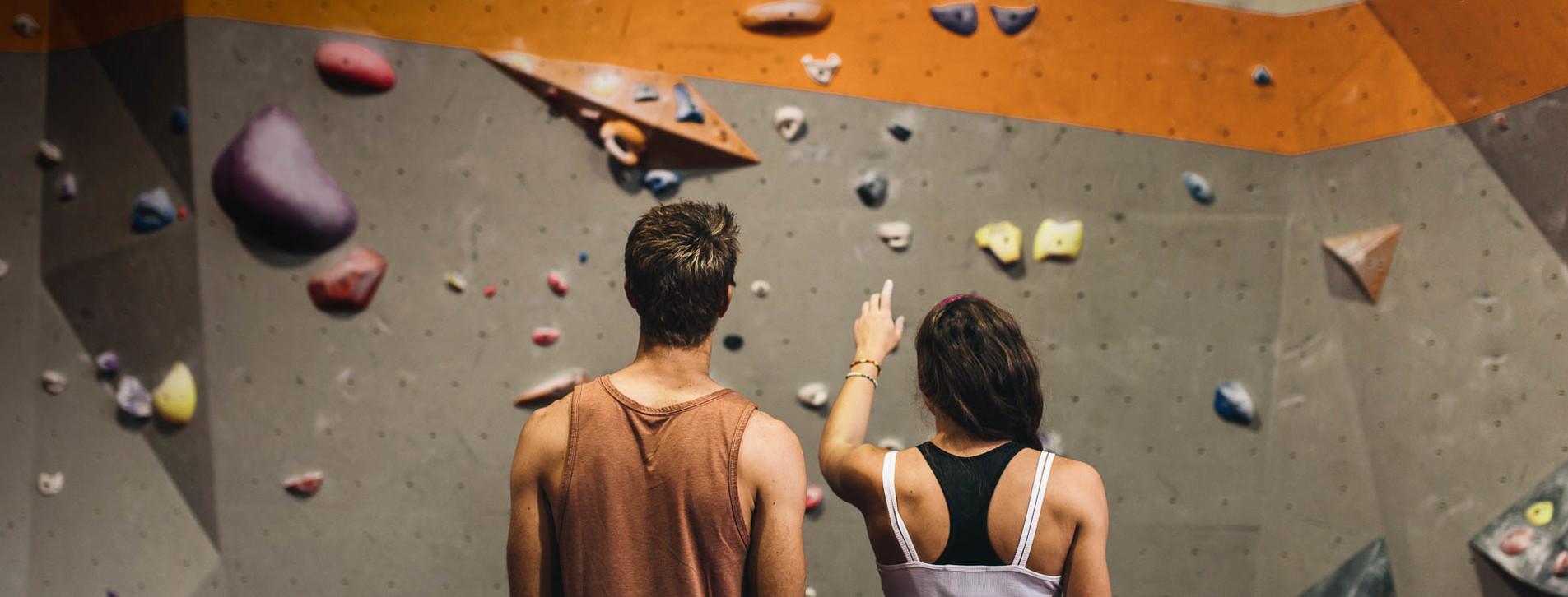 Фото - Мастер-класс скалолазания для двоих