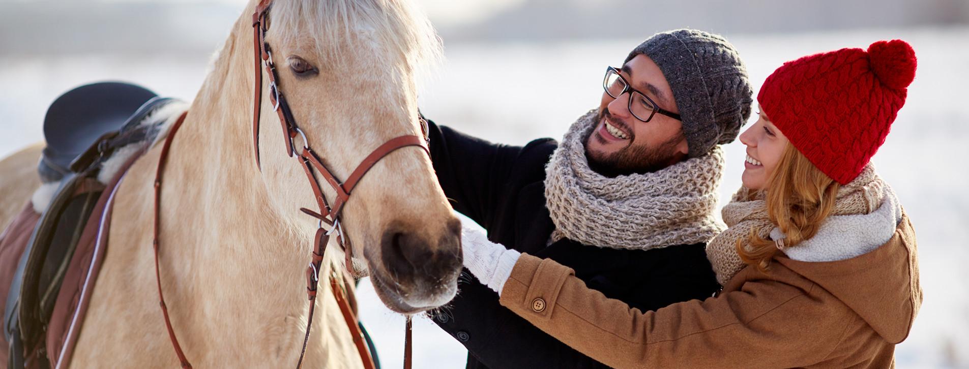 Фото - Прогулка на лошадях для двоих