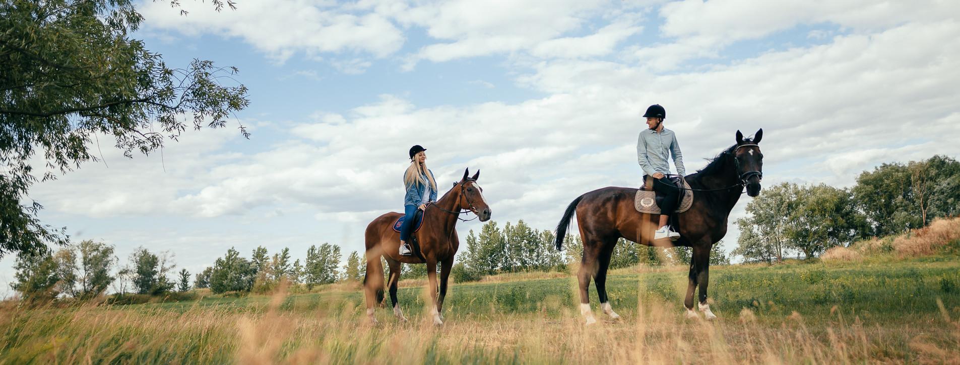 Фото - Прогулка на лошадях для двоих Long
